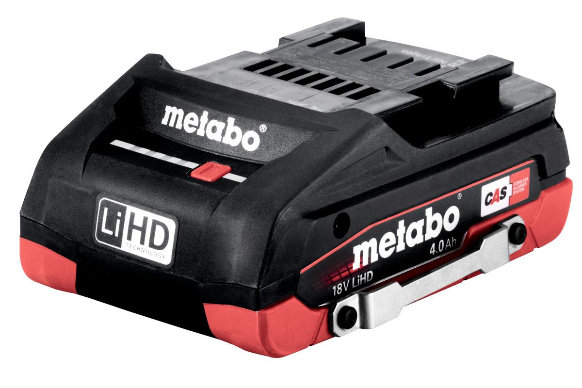 Batería DS LiHD 18 V - 4,0 Ah (624989000)
