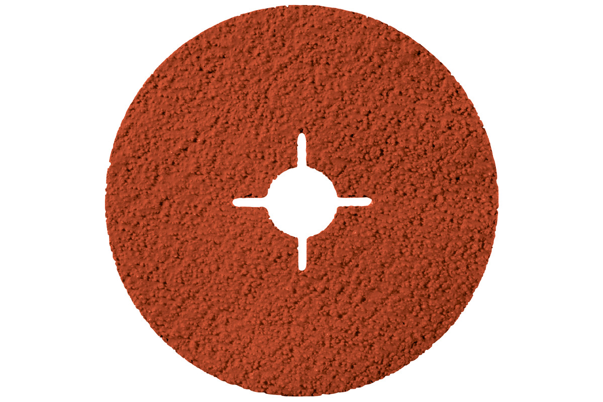 Disco de lixa em fibra 125 mm P 60, CER (626156000)