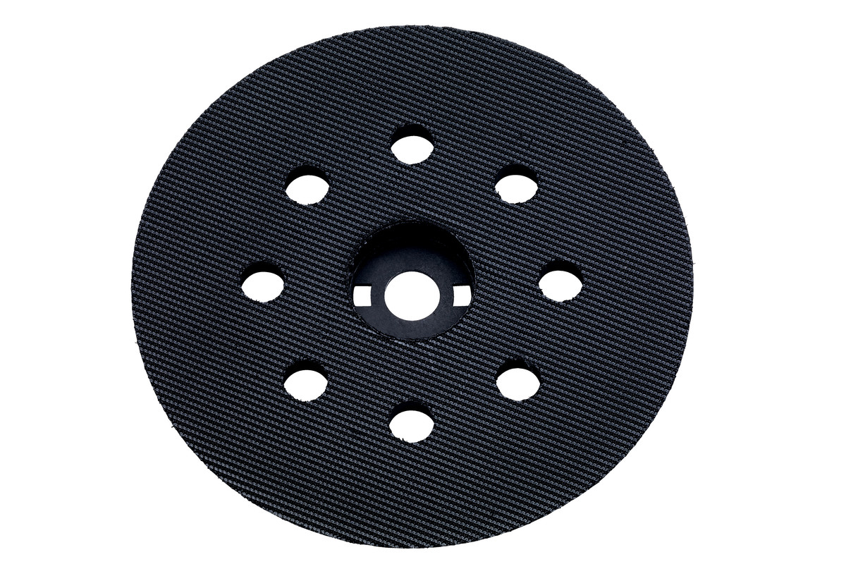 Backing pad 122 mm,medium,perforated,f. SXE 125 (631224000)