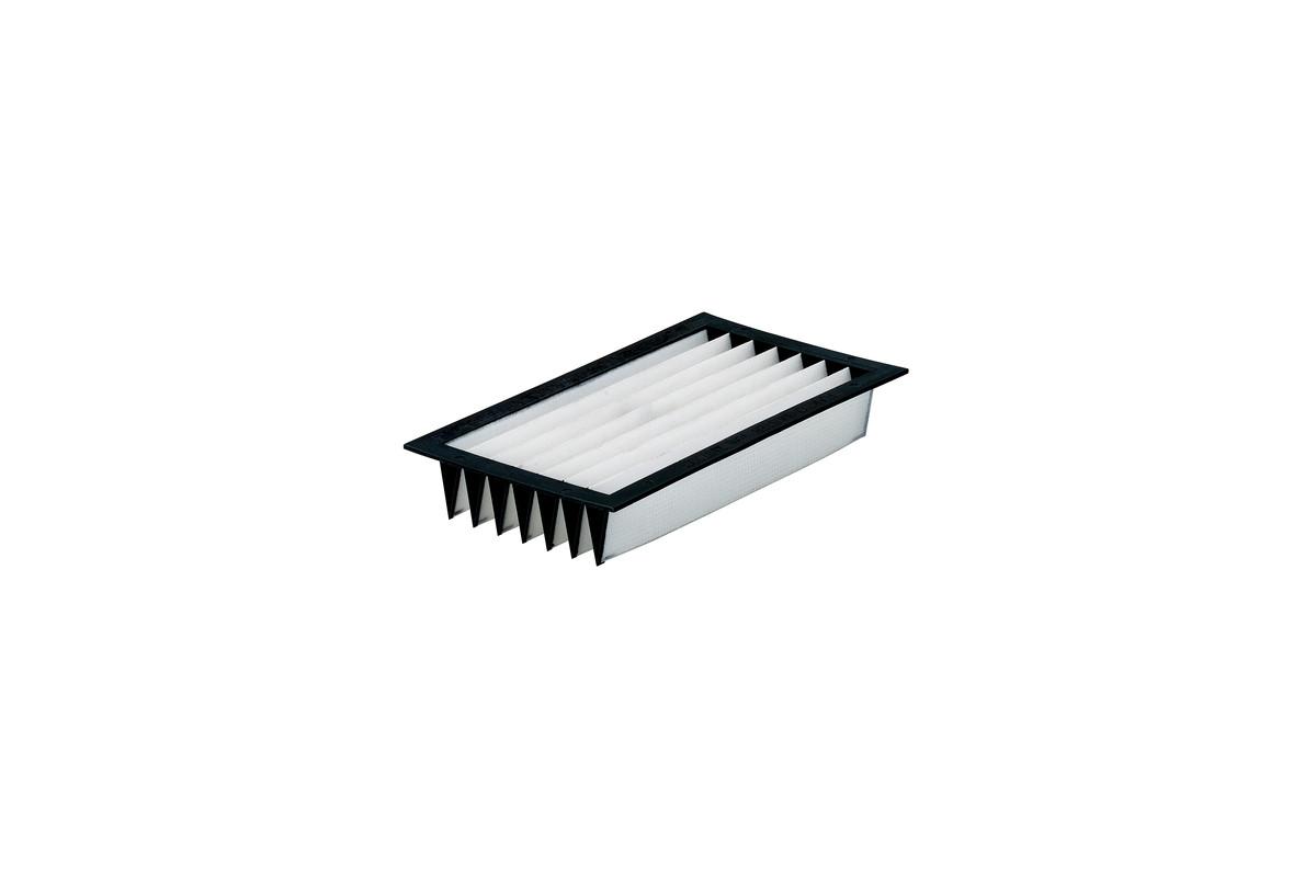 Filtro plissado para 6.31981/ 6.25599/ 6.25598, em poliéster, SR (631980000)