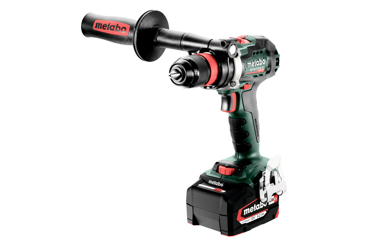 BS 18 LTX BL Q I (602359650) Cordless Drill / Screwdriver