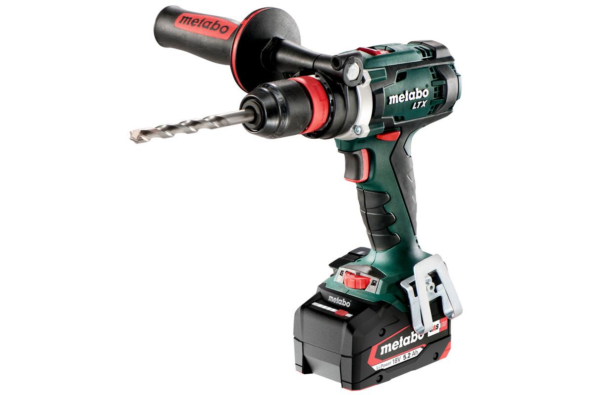 BS 18 LTX Quick (602193650) Cordless Drill / Screwdriver