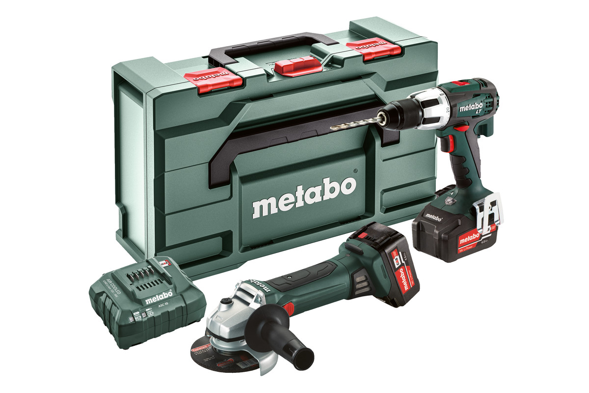 Metabo SBE 18 LTX Manuals and User Guides, Drill Manuals ...