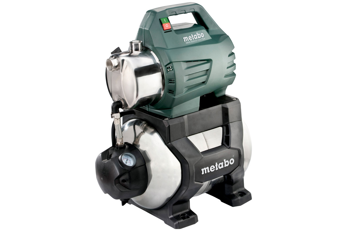 HWW 4500/25 Inox Plus (600973000) Instalación de agua doméstica