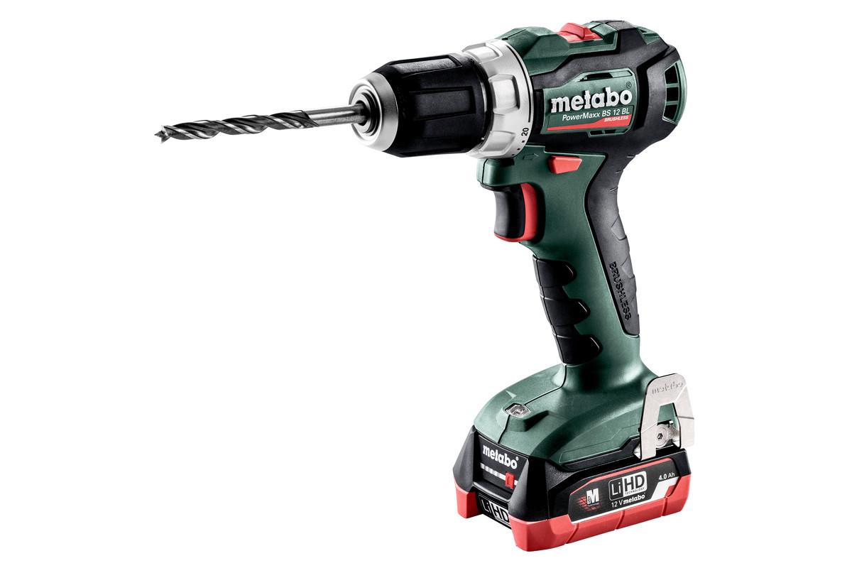 PowerMaxx BS 12 BL (601038800) Cordless Drill / Screwdriver