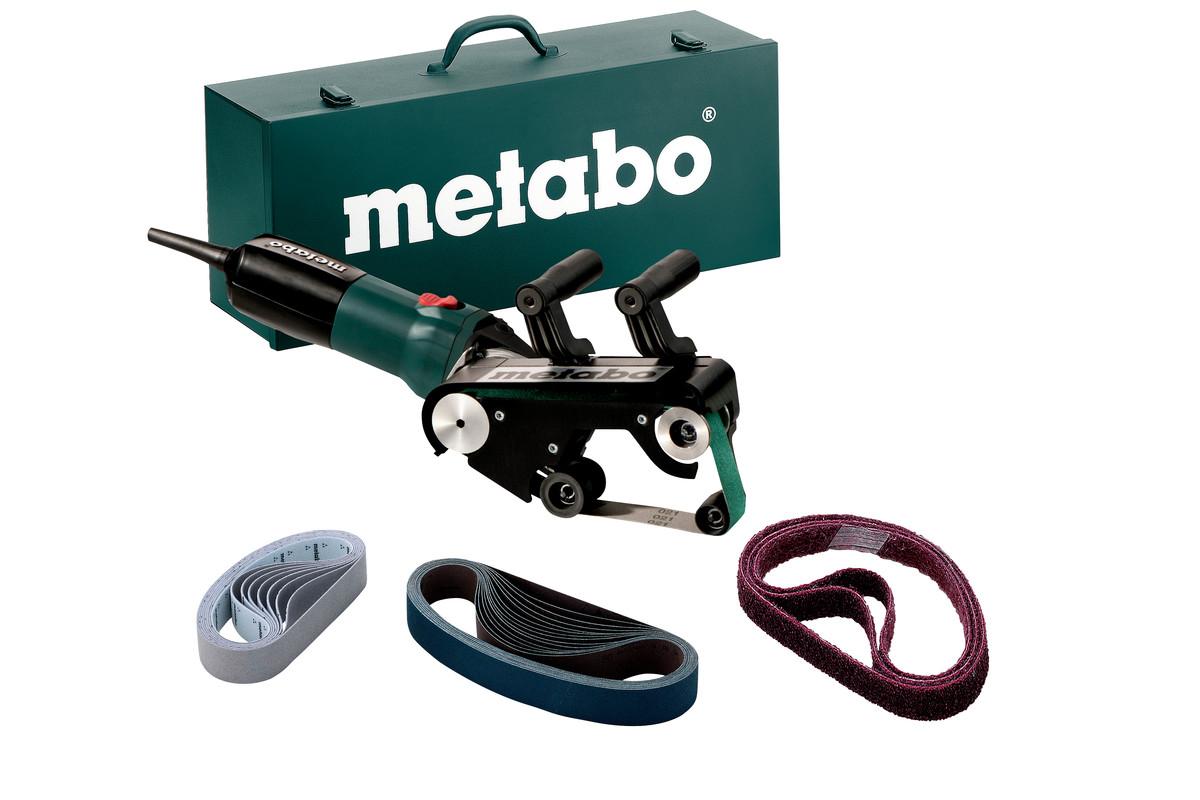 RBE 9-60 Set (602183510) Lixadeira de cinta para tubos