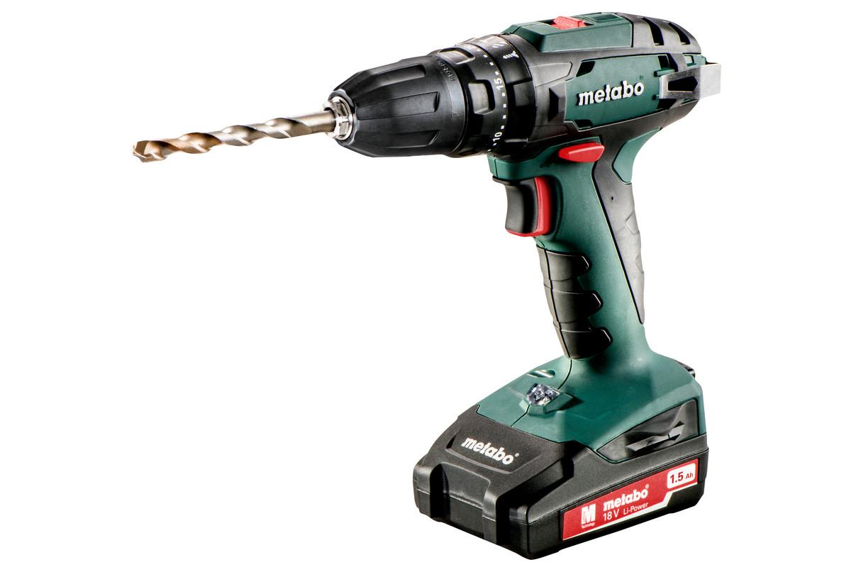 SB 18 (602245950) Cordless hammer drill