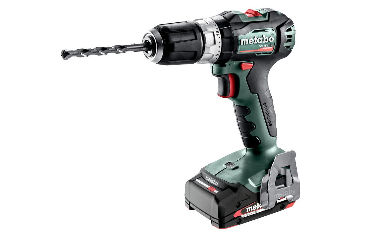 SB 18 L BL (602331500) Cordless hammer drill