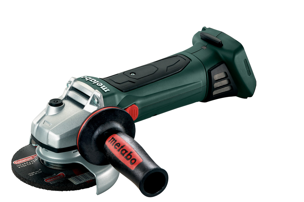 W 18 LTX 125 Quick (602174860) Cordless Angle Grinders