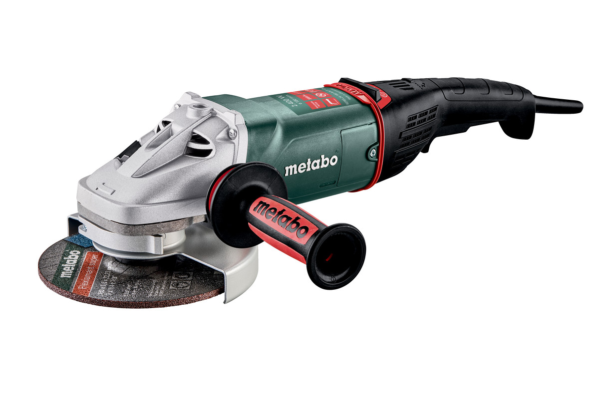 WEPBA 24-180 MVT Quick (606480000) Angle Grinder