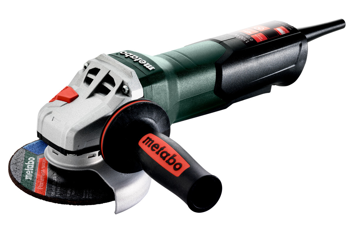 WP 11-125 Quick (603624390) Angle Grinder