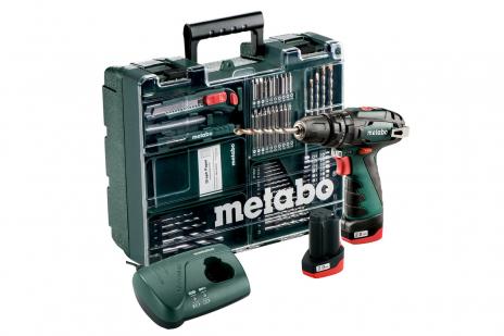 PowerMaxx SB Basic Set (600385870) Taladradora de percusión de batería