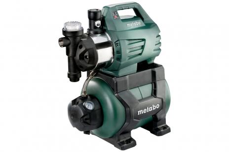 HWWI 3500/25 Inox (600970000) Instalación de agua doméstica