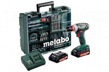 BS 18 Quick Set (602217880) Taladradoras atornilladoras de batería