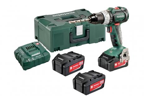 SB 18 LT BL Set (602316960) Cordless Impact Drill