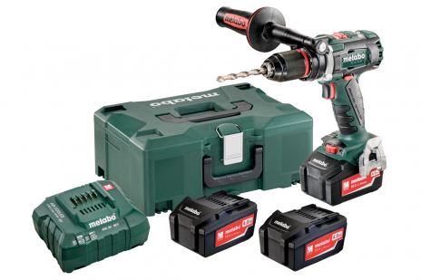 BS 18 LTX BL I Set (602350960) Cordless Drill / Screwdriver