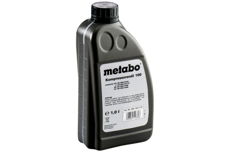 Compressor oil, 1 litre, for piston condenser (0901004170)