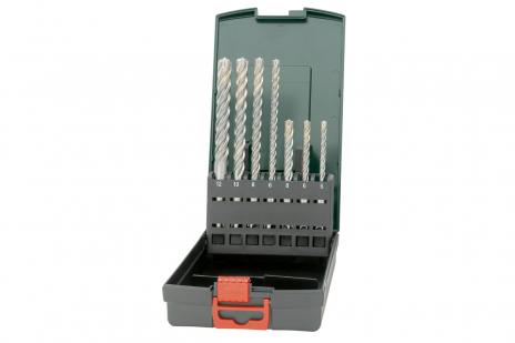 SDS-plus P4P drill bit set, 7 pieces (626245000)