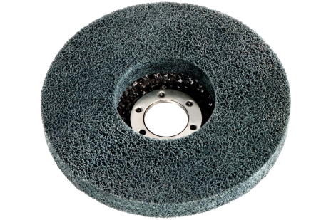 "5 x Fleece compact grinding discs ""Unitized "" 125 x 22.23 mm, WS (626417000)"