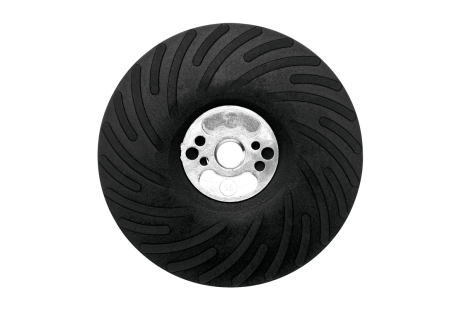 Backing pad 115 M14, with cooling fins (626455000)