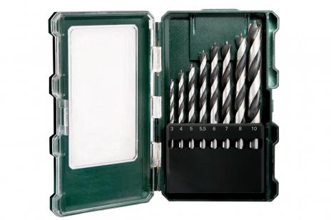 """Wood drill bit storage case """"SP"""", 8 pieces (626705000)"""