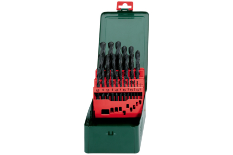"HSS-R drill bit storage case, ""SP"", 25 pieces (627152000)"