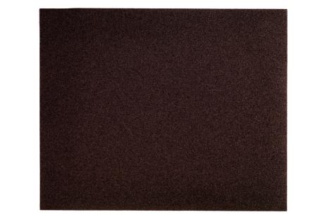 Sanding sheet 230x280 mm, P 40, metal, NF metals, professional (628620000)