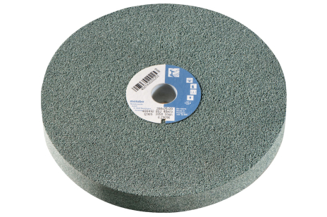 Grinding wheel 200 x 25 x 32 mm, 80 J, sil.carb., DGs (629105000)