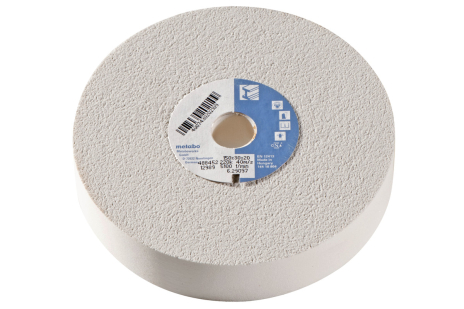 Disco abrasivo 200x40x20 mm, 220 K, CN,esmeril.doble (629098000)