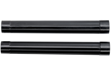 2 Suction pipes, Ø 58mm, 0.4m long, plastic (630867000)