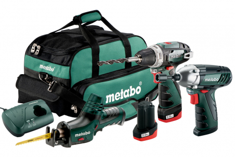Combo Set 3.2 10.8 V (685057000) Cordless Machines in a Set