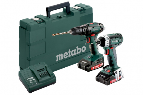 Combo Set 2.1.8 18 V (685087520) Cordless Machines in a Set