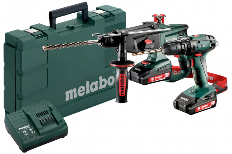 Combo Set 2.3.4 18 V (685090000) Cordless Machines in a Set