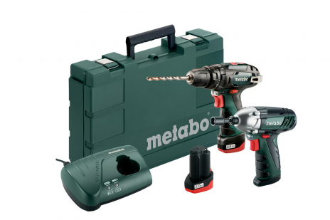 Combo Set 2.5 10.8 V (685091000) Cordless Machines in a Set