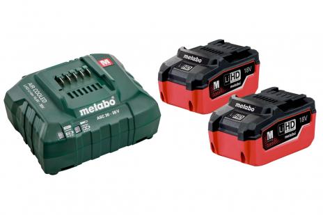 Set básico 2 x LiHD 5.5 Ah (685122000)