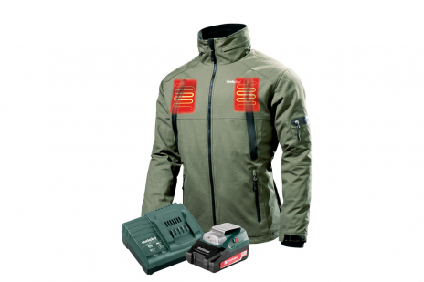 HJA 14.4-18 (L) Set (690840000) Cordless Heated Jacket