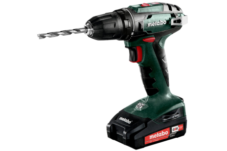 BS 18 (602207510) Cordless Drill / Screwdriver