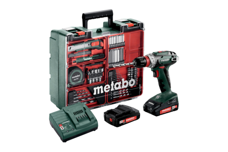 BS 18 Quick Set (602217880) Cordless Drill / Screwdriver