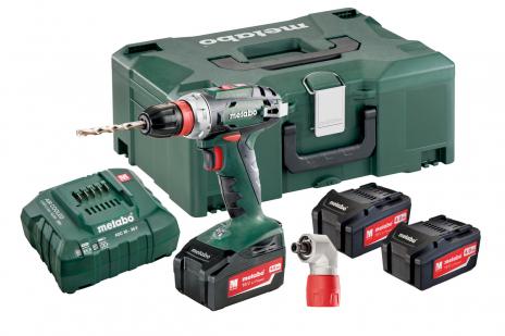 BS 18 Quick Set (602217960) Cordless Drill / Screwdriver