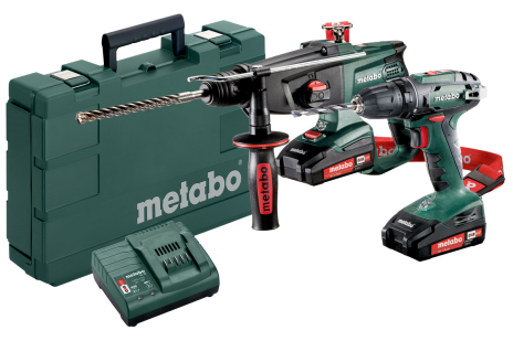 Combo Set 2.3.2 18 V (685083000) Cordless Machines in a Set