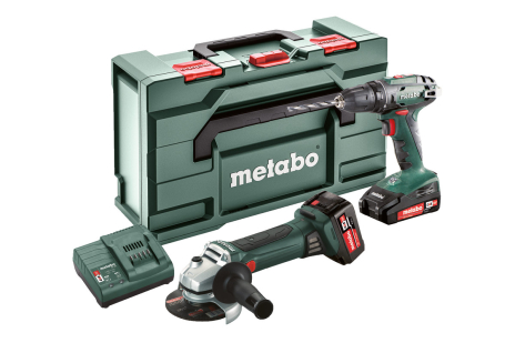 Combo Set 2.4.3 18 V (685082000) Cordless Machines in a Set