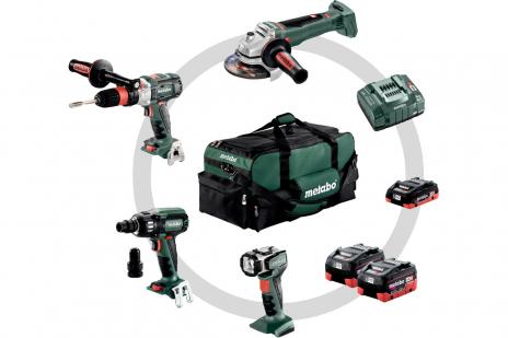 Combo Set 4.1 LiHD (691015000) Máquinas de batería en el juego
