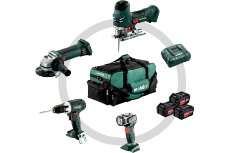 Combo Set 4.2 (691013000) Cordless Machines in a Set