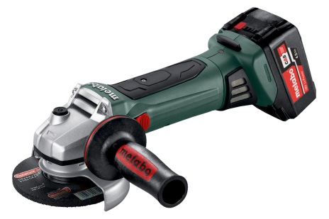 W 18 LTX 125 Quick (602174610) Cordless Angle Grinders