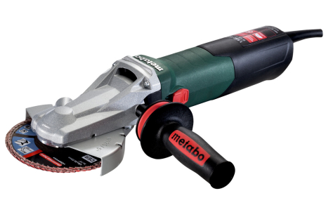 WEF 15-125 Quick (613082000) Flat-Head Angle Grinder