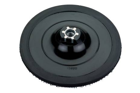Hook and loop backing pad 125 mm M14/ Pyramid (623300000)