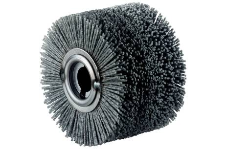Plastic wheel brush, 100 x 70 mm (623505000)