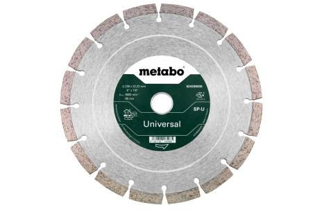 "Diamond cutting disc 230x22.23mm, ""SP-U"", Universal ""SP"" B (624298000)"
