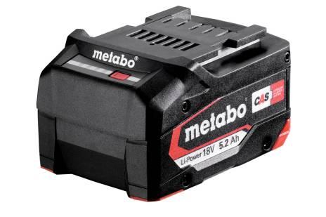 Batería 18 V, 5,2 Ah, Li-Power (625028000)
