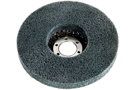 "Fleece compact grinding disc ""Unitized"" 125 x 22,23mm, WS (626368000)"